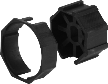 adaptadores para eje octogonal de 40mm